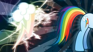 Rainbow Cutie Wall