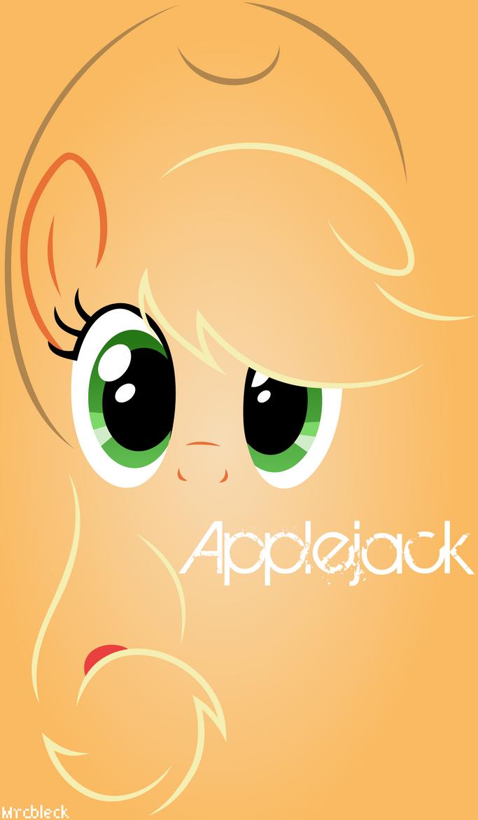 Lines- Applejack by MrCbleck