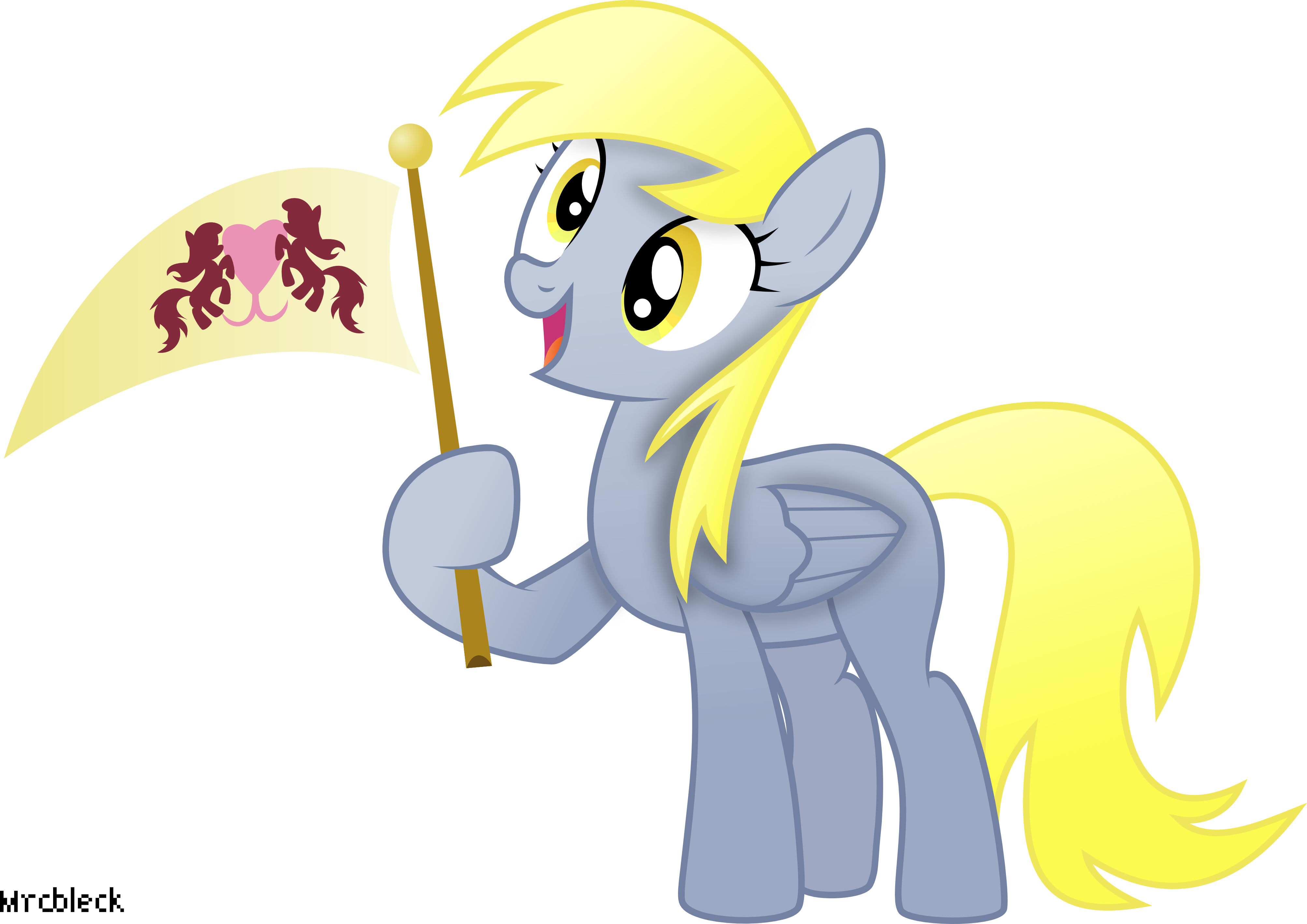 Derpy HD by MrCbleck