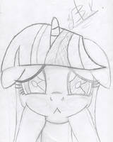 Sad Twilight Sketch by MrCbleck