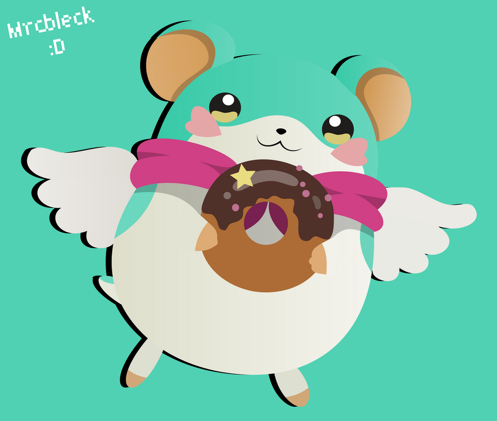 Fluffal Mouse by MrCbleck