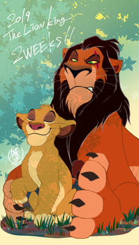 the lion king 2weeks