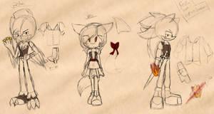 DMWK: Concept sketches