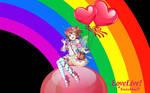 Kurosawa Ruby with balloons 3