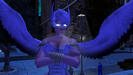 Steel Canyon in City of Heroes