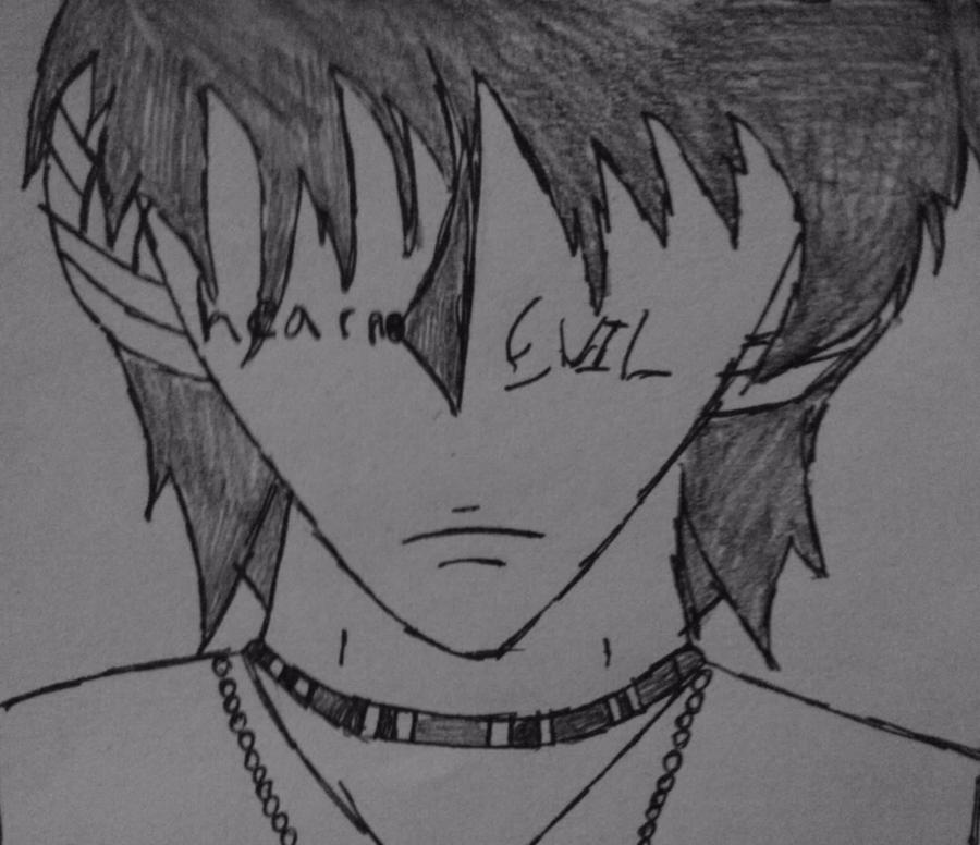 Hear No EVIL by Vampyrica1995