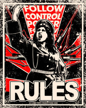 RULES: Follow, Control, Power