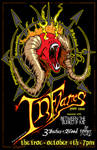 In Flames Tour Poster