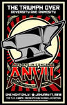 ANVIL Tour Poster 2010