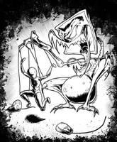 Cyberbully by luvataciousskull