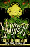 MAYHEM - 2011 Gig Poster