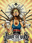 Lamb of God 2012 Poster - Holy Mother