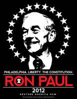 Ron Paul 2012 - Official Philadelphia Shirt Design by luvataciousskull