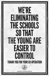 Eliminating Schools