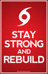 Hurricane Sandy - Stay Strong and Rebuild