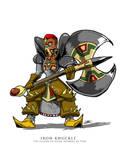 Iron Knuckle - The Gerudo Secret