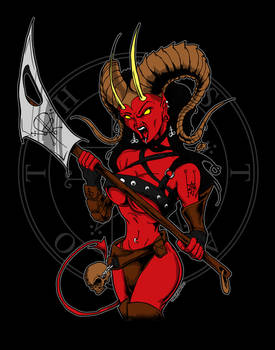 Warrior Of Astaroth