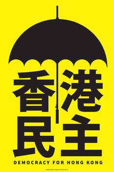 Umbrella Revolution: Democracy for Hong Kong
