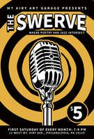 The Swerve - Where Poetry and Jazz Combine