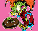 Donut Fink!