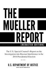 The Mueller Report [Redacted Edition] Cover by luvataciousskull