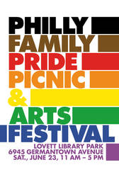 Philly Family Pride Picnic and Arts Festival by luvataciousskull