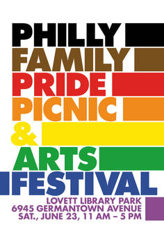 Philly Family Pride Picnic and Arts Festival