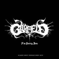 Garfield - Black Metal Logo - I'm Sorry, Jon