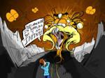 Post-Apocalyptic Garfield