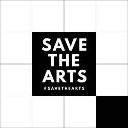 Save The Arts! Tempalte