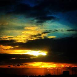 Sunset  by misakixusagi66
