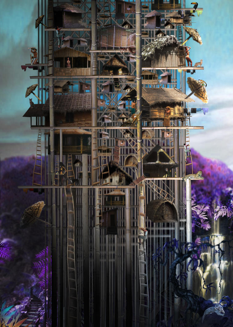 Invisible Cities by Avalonis