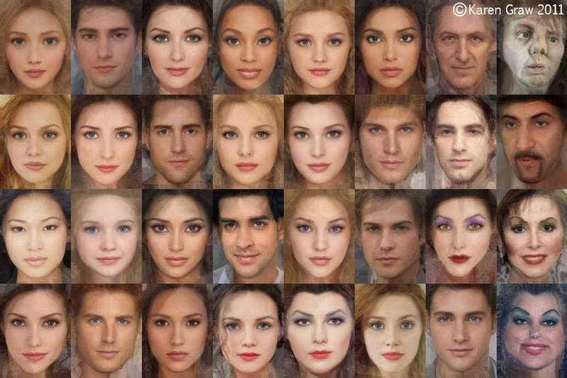 Real Disney Character Faces