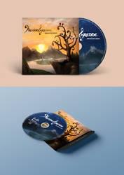 Fredde CD Mockup