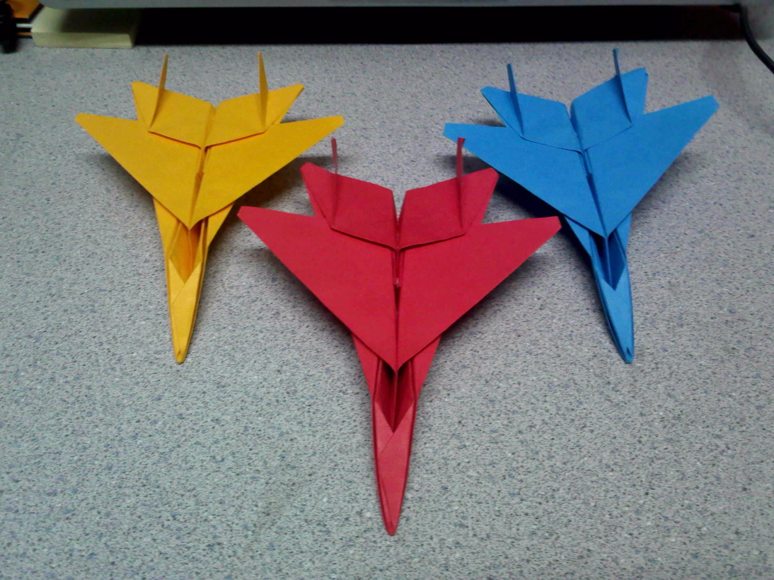 origami fighter jet 28 images origami f16 jet fighter