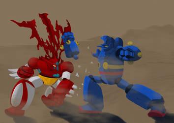 superRoboArmegedon-part01-01 by ishee