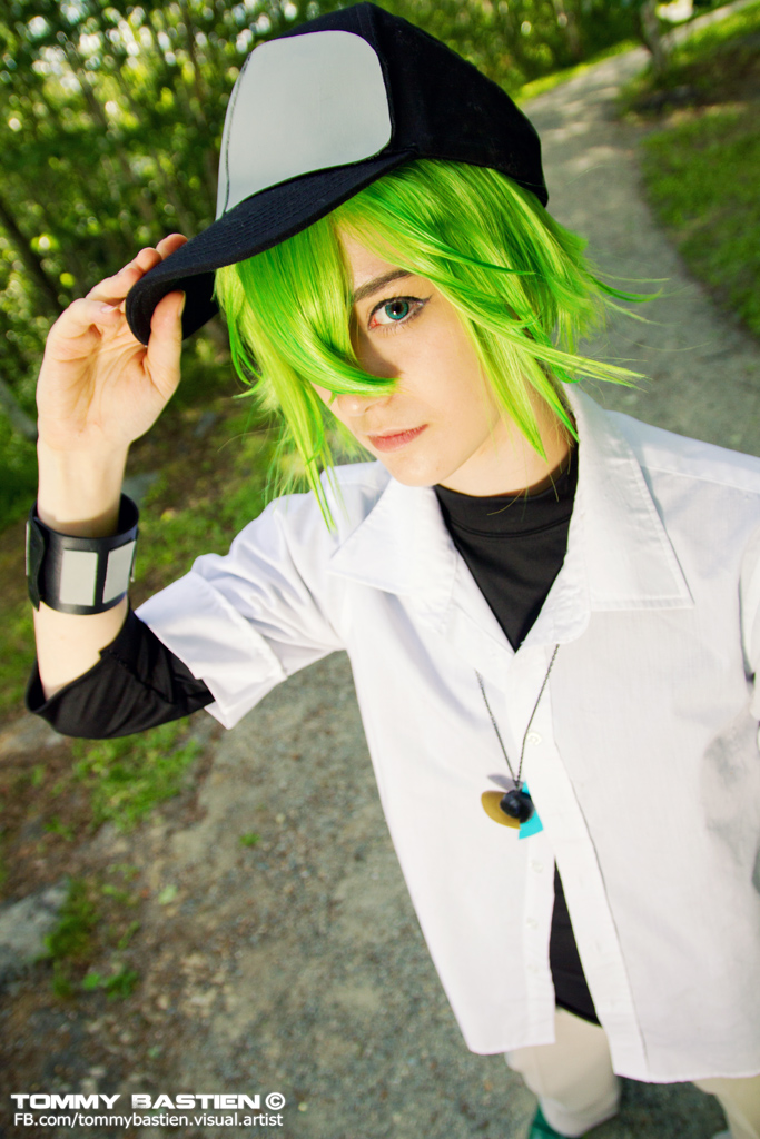 N (Natural Harmonia Gropius) Cosplay XII by TommyBastien