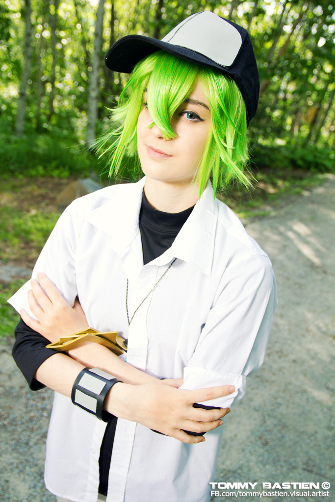 N (Natural Harmonia Gropius) Cosplay X by TommyBastien