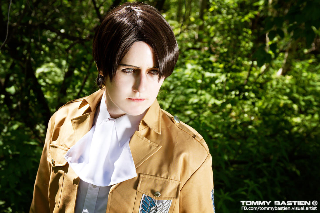 Levi ~ Cosplay by TommyBastien