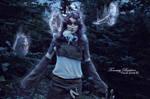 - Owl Spirit - The Gathering by Sarihel