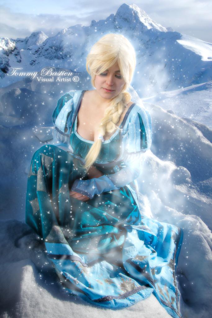 Embrace the Cold by TommyBastien