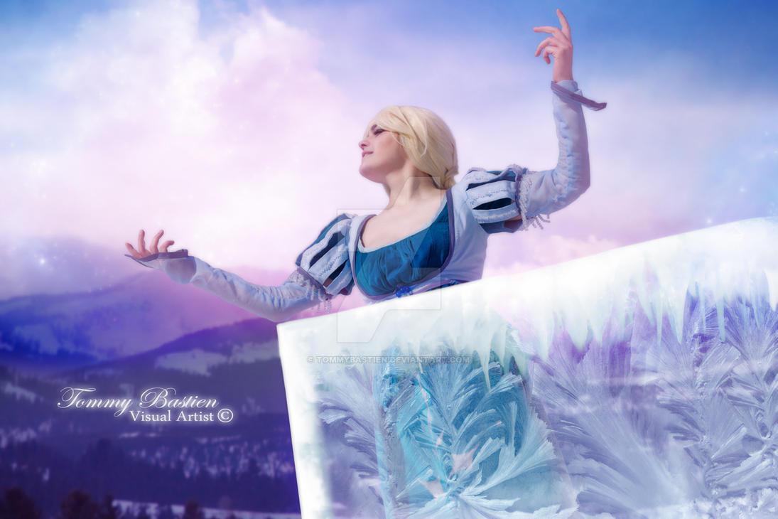Winter Sonata ~ Elsa by TommyBastien