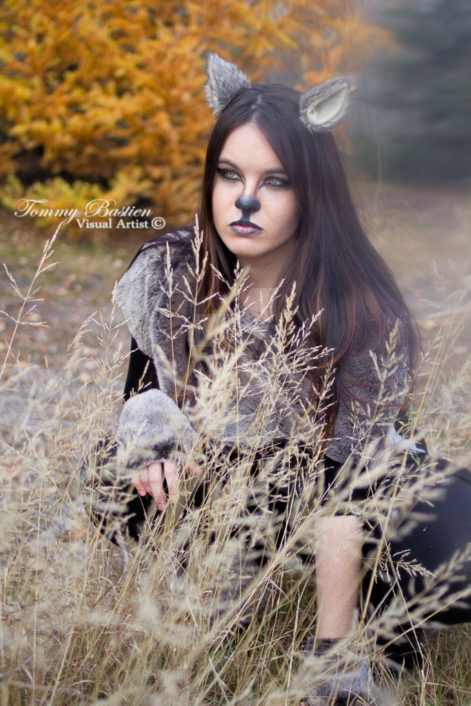 -Wolf Spirit- Senses II by TommyBastien