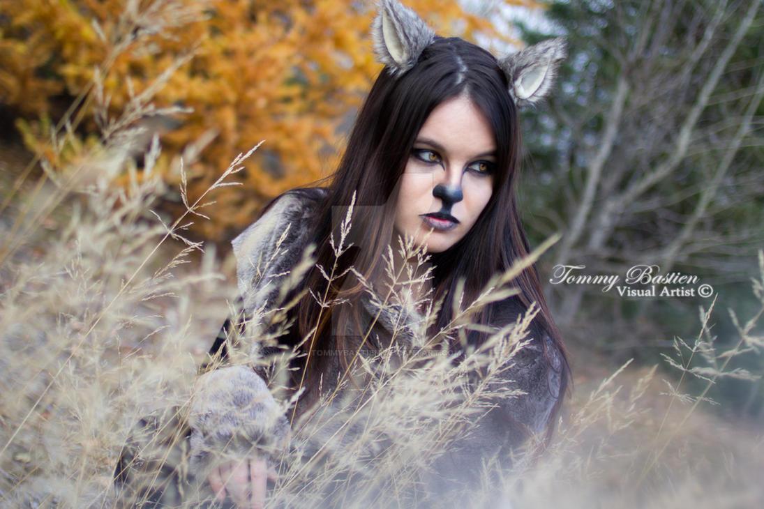 -Wolf Spirit- Senses by TommyBastien