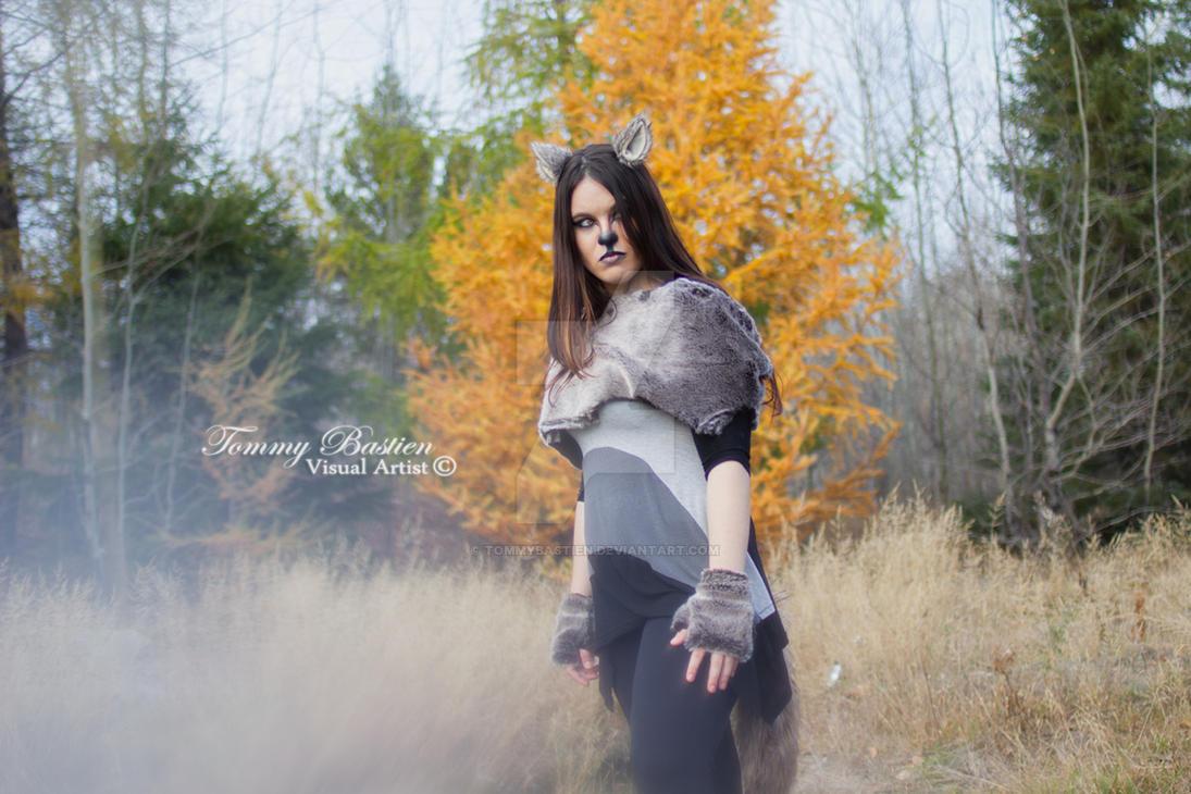 -Wolf Spirit- Senses III by TommyBastien