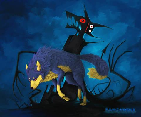 AT : Baka and Shadow Demon