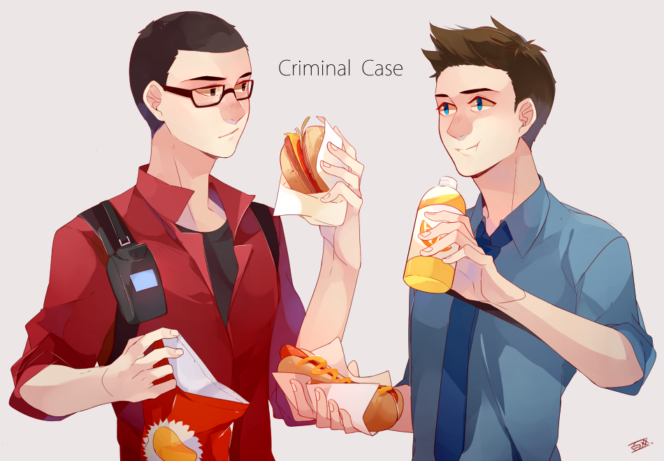 Criminal Case By Mistunreal On Deviantart