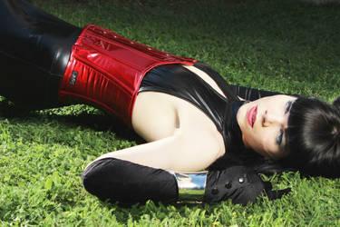 Shooting Sanja by NexusPhotographs