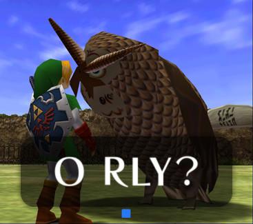 O RLY? by BKarimi