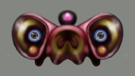 alien flying vehicle